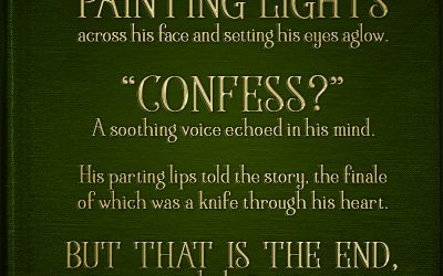 Writing Prompt: Painted Lights of Truth
