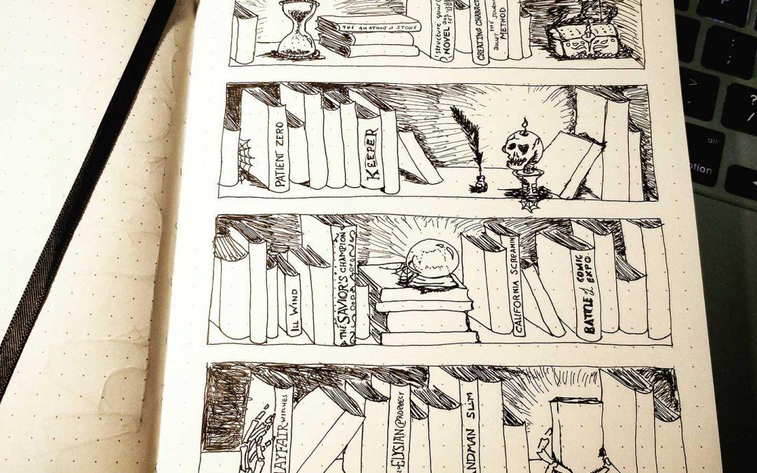 Read and Read: My Bookshelf