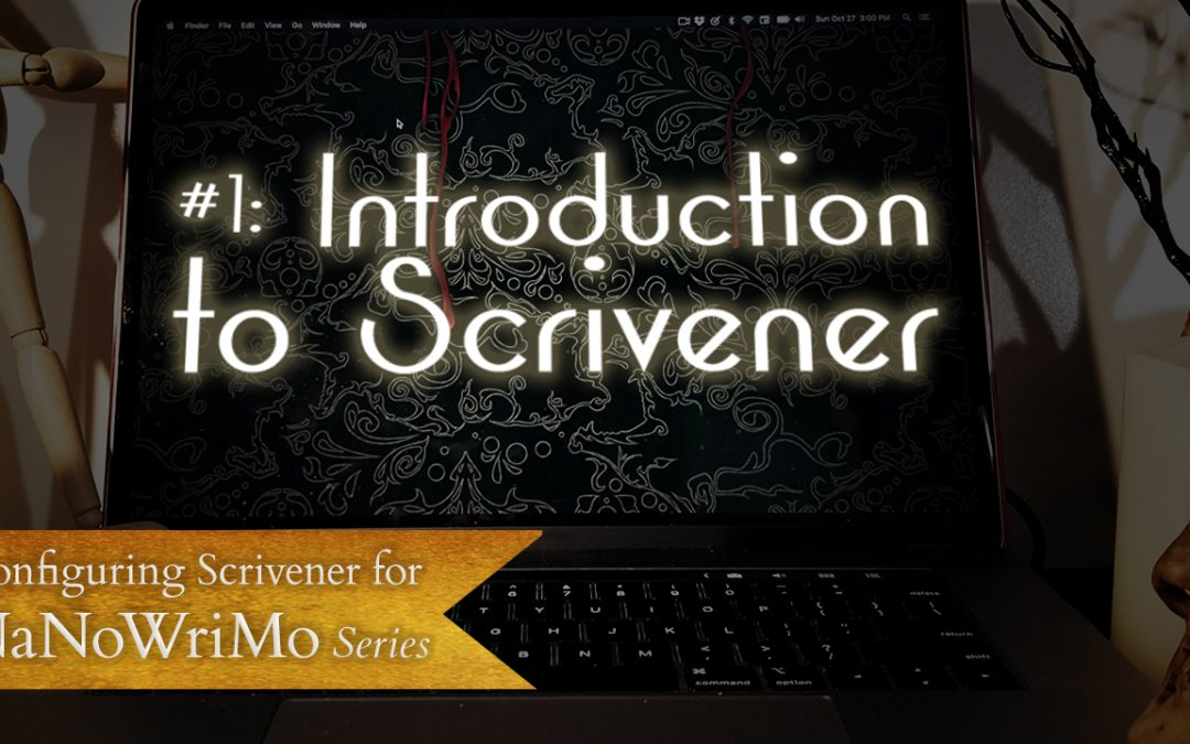 Configuring Scrivener for NaNoWriMo Series